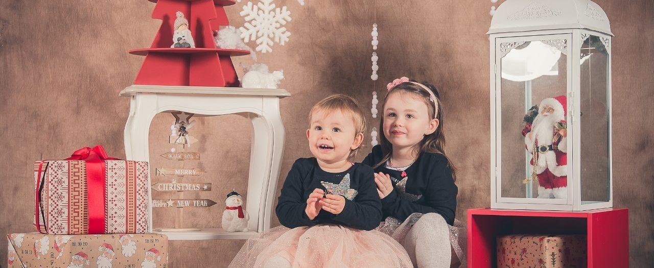 Galerie enfants décor de Noël